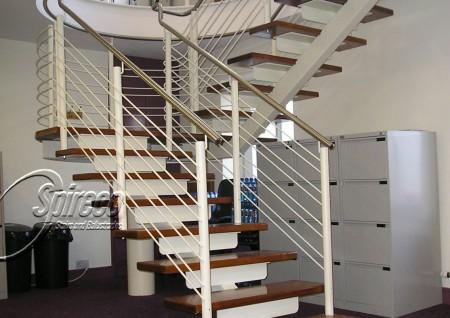 'Mervue' Floating Stairs