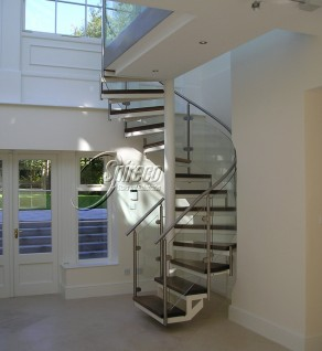 Avoca 'Orbital' Spiral Stairs