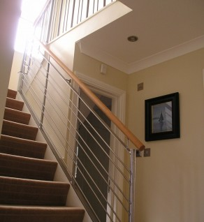 'Balkill' Stainless Steel Balustrade