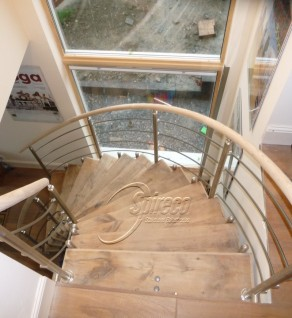 'Castlebrook' Curved Balustrades