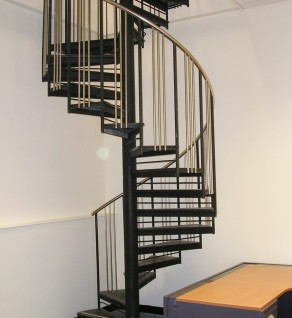 'Collen' Spiral Stairs