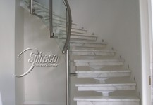 Curved Stairs & Balustrades