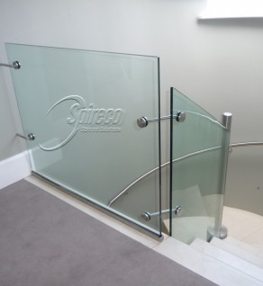 'Delargy' Glass Balustrade