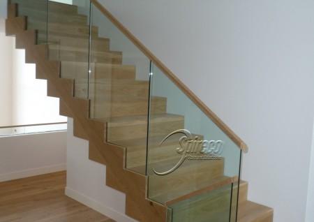 'Delgany' White Oak Stair