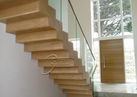 'Delgany Oak' Stairs