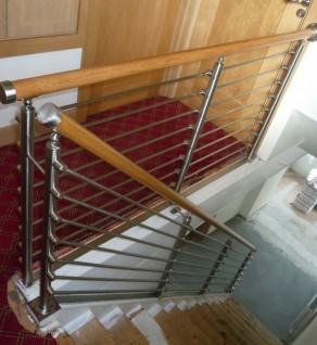 'Drogheda' Viola style Balustrade