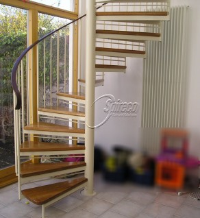 'Executive' model Spiral Stairs
