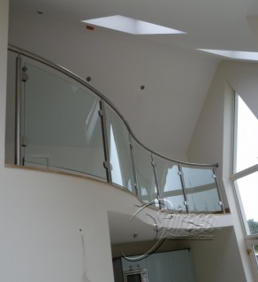 Avondale Curved Balustrade