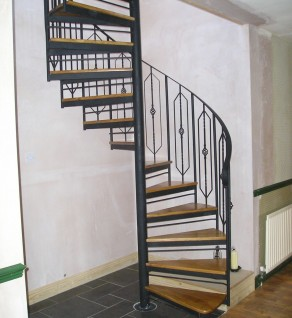 'Loughshinny Traditional' Spiral Stairs