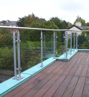 'Belfort' Roof Balustrade
