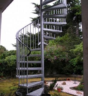'Garden' Spiral Stairs