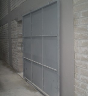 'Enfield' Sliding Door