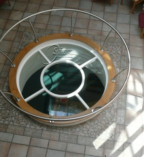 'Dawson St.' Circular Handrail