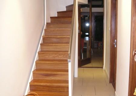 'Oulton' Plastered Stair & Balustrade
