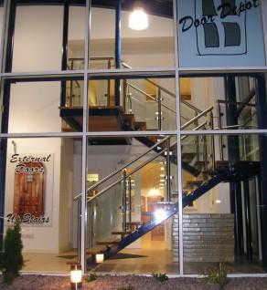 'Kells' Stairs & Suspended Gangway