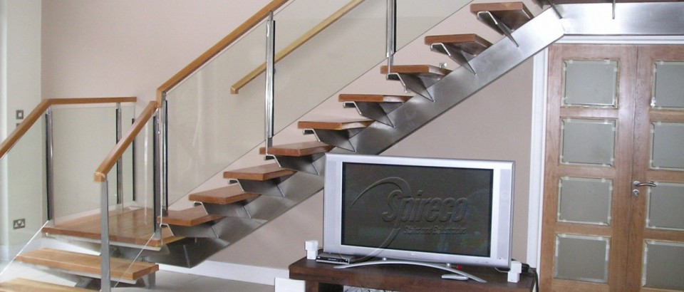 Stainless Steel 'Concorde' Stairs