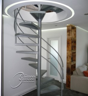 'Galley' Spiral Stairs