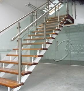 CKSK 'Newbridge' style Stairs