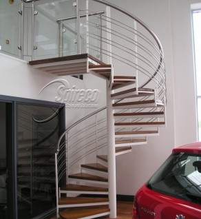 'Peugeut' Slipstream Spiral Stairs