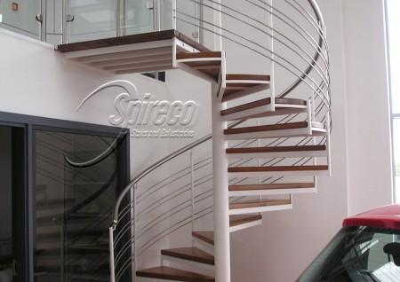 'Peugeut' Slipstream Spiral Stairs