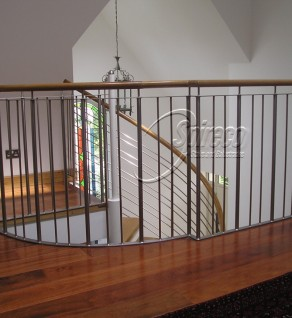'Tradewinds' Stainless Steel Balustrade