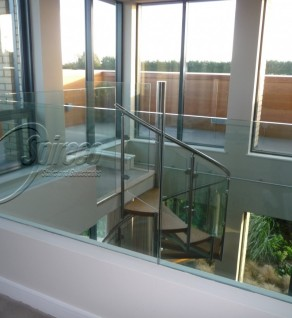 'Myra Spectral' model Spiral Stairs