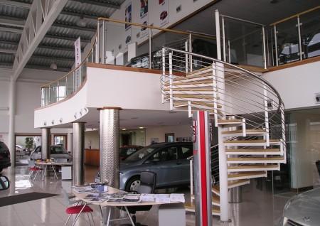 'Tom Walsh Motors' Slipstream