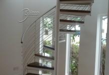 Main Stairs – Spiral