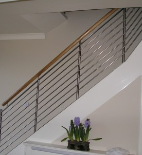 'Titania' Stainless Steel Balustrade