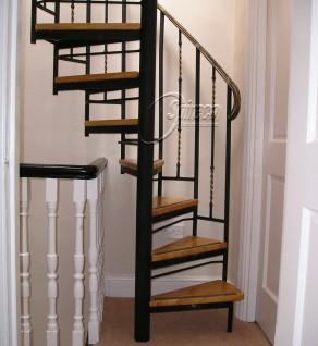 'Victorian' Spiral Stairs
