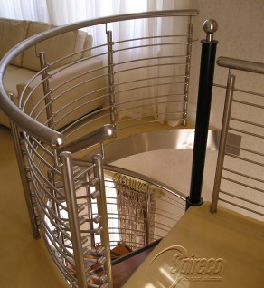 Howth Lodge 'Viola' style Stainless Steel Balustrade