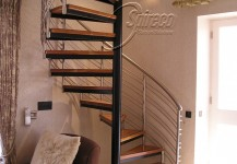 Feature Spiral Stairs