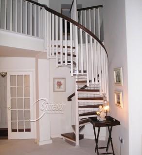 'Marina' Spiral Stairs