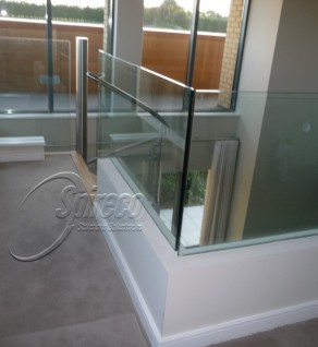 'Myra' Glass Balustrade