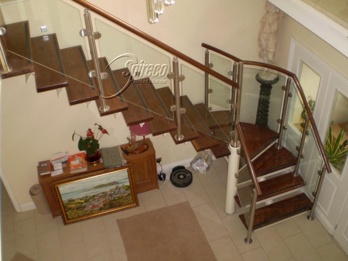 Turner Stairs Spireco Spiral Stairs