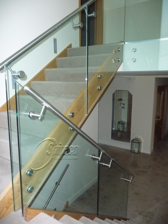 Balustrades Spireco Spiral Stairs