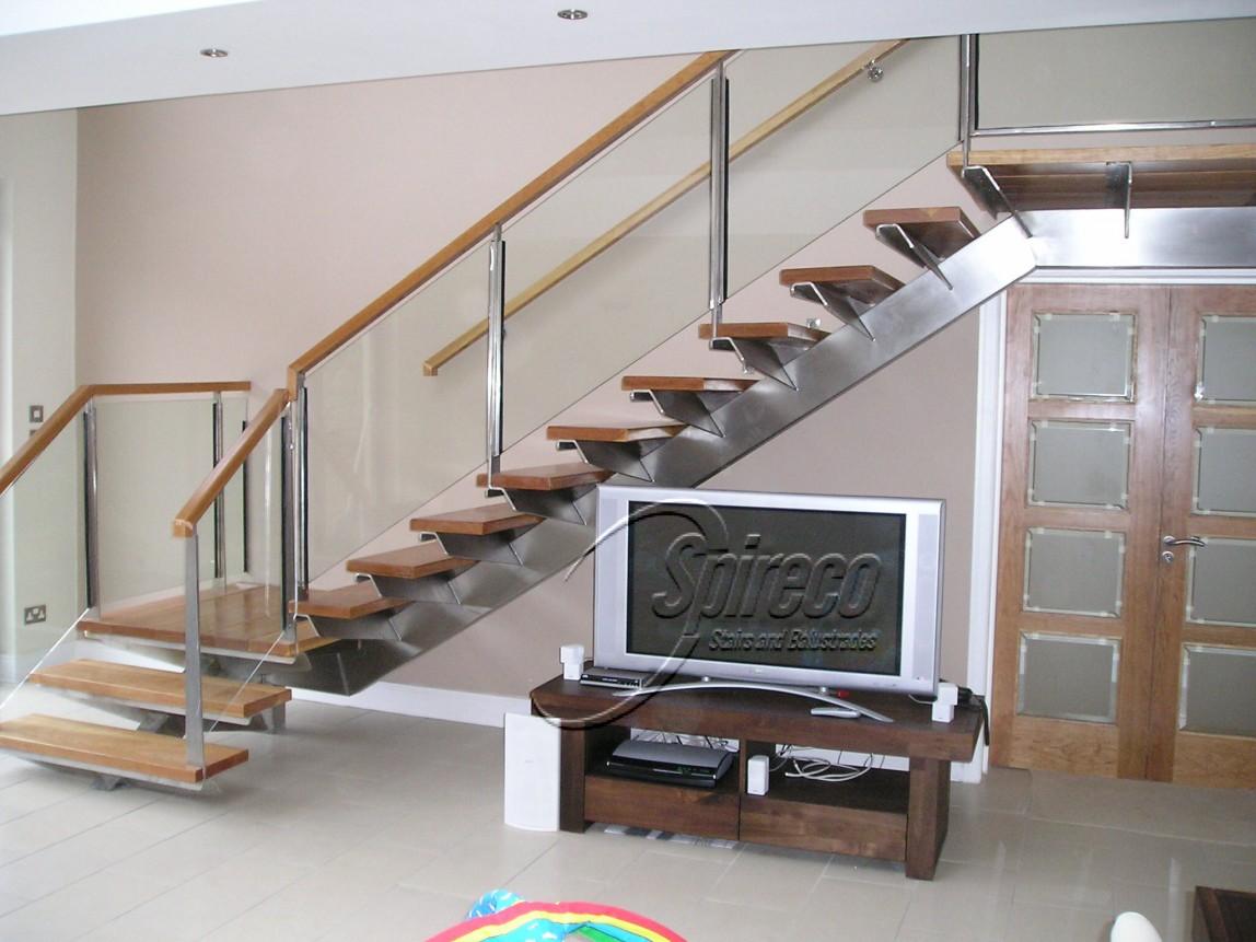 U0027Concordeu0027 Stainless Steel Stairs. U0027