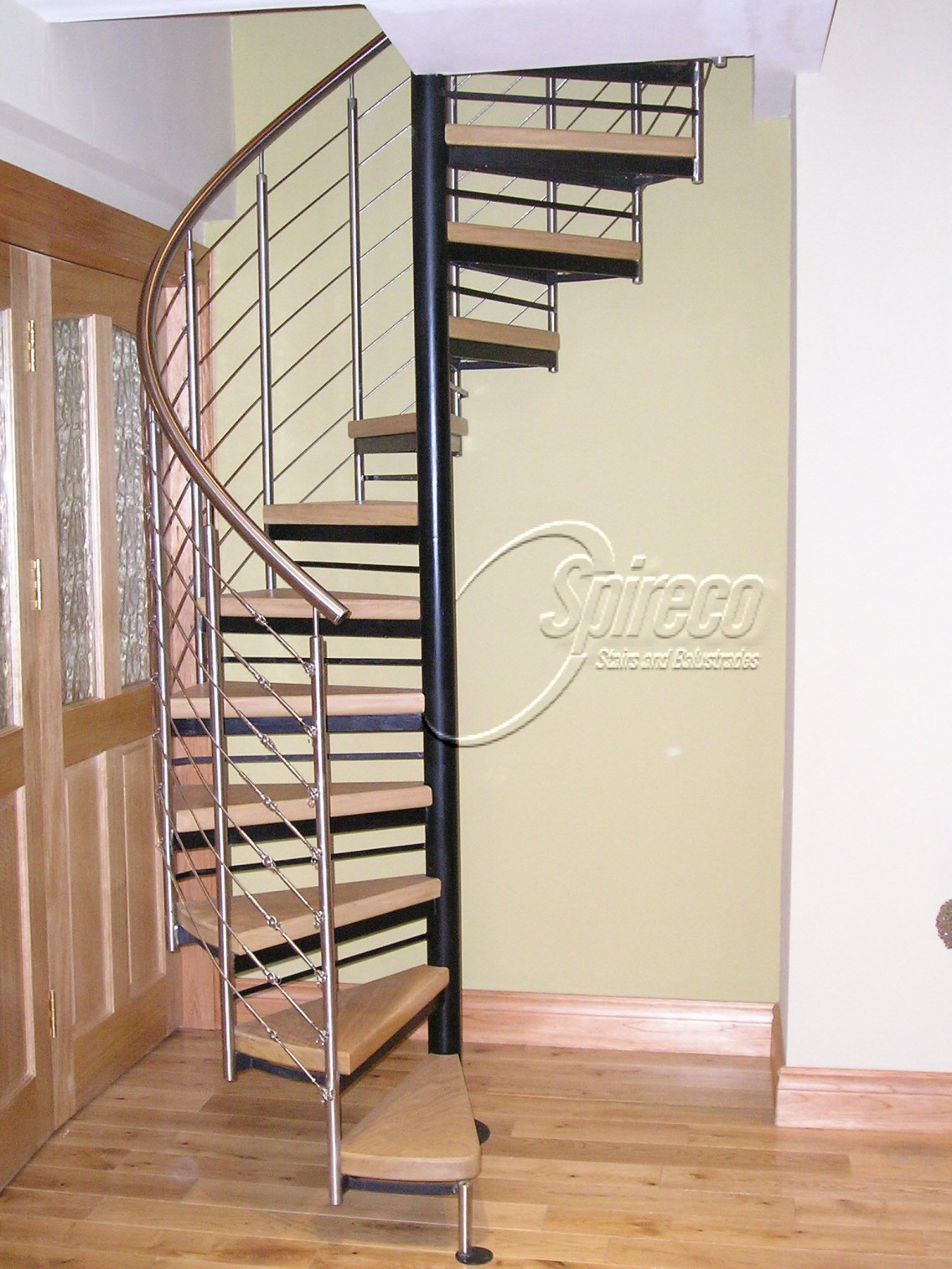 Attic Spiral Stairs Spireco Spiral Stairs