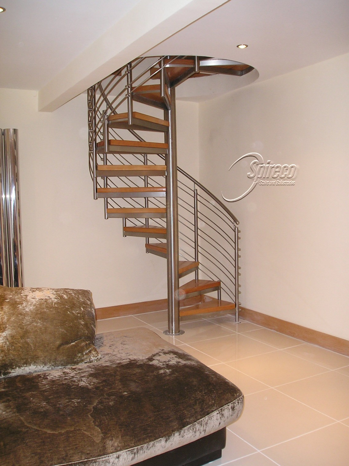 Feature Spiral Stairs Spireco Spiral Stairs